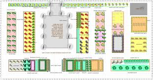 Patio Layout Designs Vegetable Garden Layout Plans And Spacing The Garden Inspirations