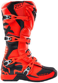 leather motocross boots fox swimwear shani fox comp 5 mx boots motocross orange fox fox