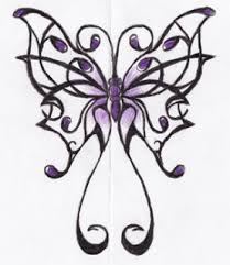 gallery simple ideas with butterfly designs