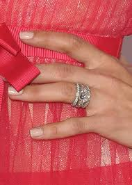 wedding ring with two bands is aniston s wedding ring the best of all time