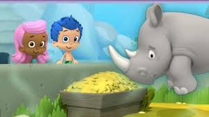 bubble guppies lonely rhino funny online game full games
