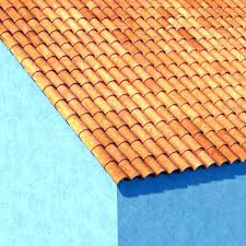 Tile Roofing Materials Tile Roof 3d Model Cgtrader