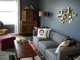 living room paint ideas with brown furniture white leather