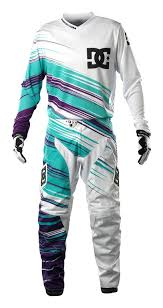 dc motocross gear troy lee designs limited edition dc nate adams jersey pant package