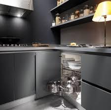 Dark Grey Kitchen Cabinets by 15 Ways To Work With Gray Cabinets Homeideasblog Com