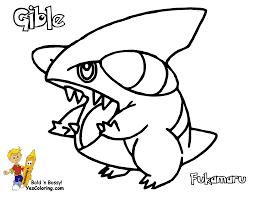 thumping pokemon printables shellos lumineon pokemon