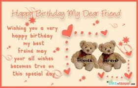 birthday greeting card for best friend happy birthday cards for