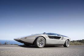 maserati bora concept the incredible maserati boomerang concept sold for 3 7m