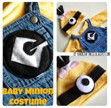 Baby Minion Costume Diy Minions Costume Ideas Diy Projects Craft Ideas U0026 How To U0027s For