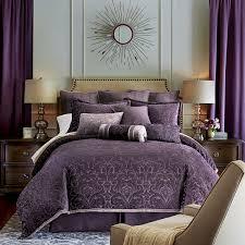 Purple Velvet Comforter Sets Queen Gotta Have Royal Velvet Fenice 4 Pc Chenille Comforter Set