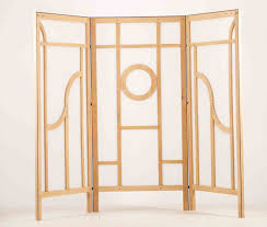 Japanese Room Dividers by Japanese Style Room Divider Made From Aromatic Cedar With Walnut