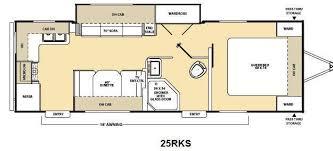 catalina rv floor plans used 2014 coachmen rv catalina deluxe edition 25rks travel trailer