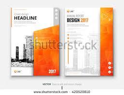 cover layout com cover design annual report catalog magazine stock vector 420520810