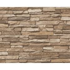 How To Paint A Faux Brick Wall - brick wallpaper brick effect wallpaper i want wallpaper
