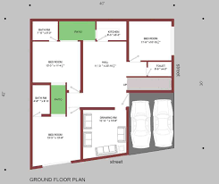 5 marla house plan house and home design