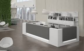 White Reception Desk Desk White Reception Desk Wonderful Used Reception Desk For Sale