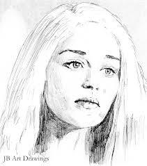 mother of dragons u2013 jb art drawings