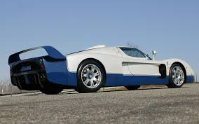 maserati mc12 blue maserati mc12 2004 wallpapers and hd images car pixel