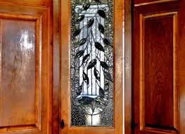 Kitchen Cabinet Textures Stained Glass Kitchen Cabinet Doors Ellajanegoeppinger
