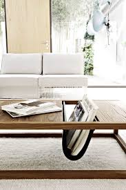 25 elegant oval coffee table designs made of glass and wood design