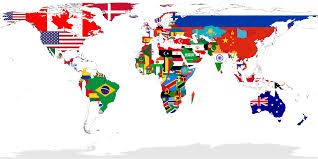 Flags Of Countries In Europe Flag Map Of The World Wikimedia Commons