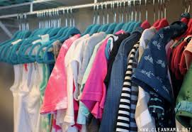 How To Organize Pants In Closet - organizing your home archives clean mama