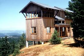 hillside cabin plans best rustic home plans with open floor plans house plan and