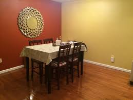 dining room paint ideas with accent wall wood accent wall living