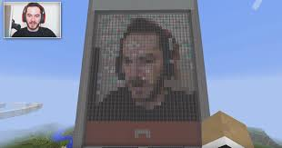 captainsparklez minecraft this minecraft cell phone can make video calls from inside the