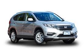 2016 honda crv vti 4x2 2 0l 4cyl petrol manual suv