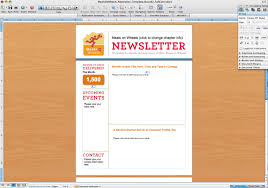 free templates for newsletters in microsoft word coroner