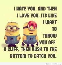 I Miss You Funny Meme - minion i miss you quotes quotes and memes minions funny sayings
