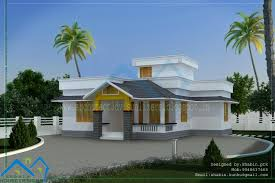 single floor house plans with photos in kerala home fatare