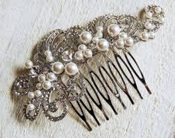 luxury hair accessories luxury hair comb etsy