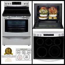 Kenmore Electric Cooktop Kenmore Electric Ranges U0026 Stoves Ebay
