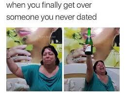 Get Over It Meme - dopl3r com memes when you finally get over someone you never