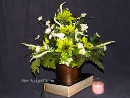 Silk Floral Arrangements Silk Flower Arrangements Creation And Care Budget101 Com