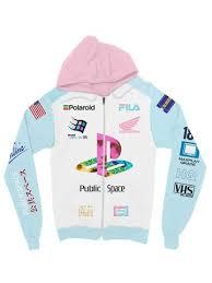 public space fuji vhs vaporwave hoodie u2013 p u b l i c s p a c e