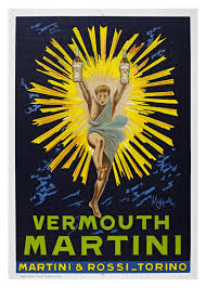 martini and rossi vermouth martini martini u0026 rossi leonetto cappiello 1920s