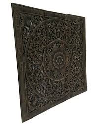 Asian Wall Decor Magnificent 25 Carved Wood Wall Decor Inspiration Of Top 25 Best