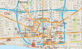 Las Vegas Zip Code Map Detroit Map 28 Images City Of Detroit Downtown Map Free