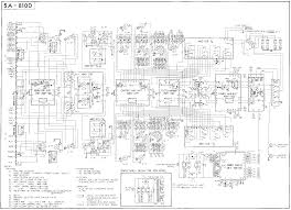 circuit diagram for amplifier wiring diagram components