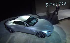 james bond aston martin watch the reveal of the aston martin db10 at the james bond