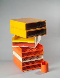 accesoires de bureau roger tallon accessoires de bureau dessinés par roger tallon dans les
