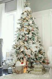 Simple Christmas Home Decorating Ideas by Best 25 Elegant Christmas Trees Ideas Only On Pinterest Elegant