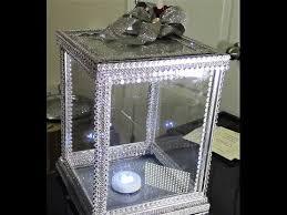 Money Wedding Gift Diy Dollar Tree 100 Glass Card Money Keepsake Box Wedding Diy
