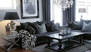 Free White  The White Living Room Furniture About Black And White - Black and white chairs living room