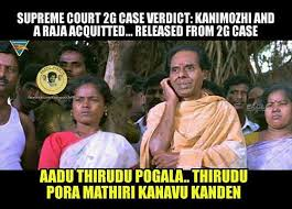 Meme Creators - the meme creators had a field day after the 2g verdict hotfridaytalks