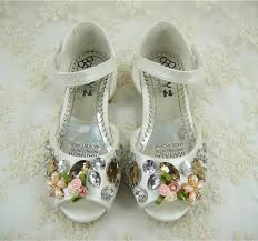 wedding shoes for girl flower girl shoes pearl wedding shoes girl shoes peep