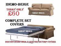 Ektorp 2 Seater Sofa Bed Cover Ektorp Sofa Bed Sofa Bed U0026 Futons For Sale Gumtree